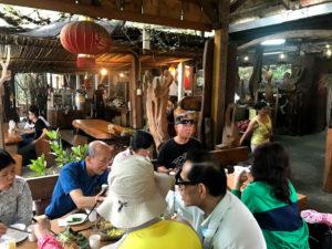 花蓮にある原住民料理の店