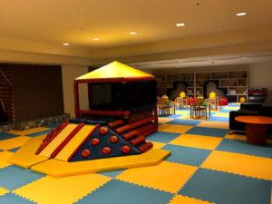 太魯閣晶英酒店(シルクスプレイス)の子ども用プレイルーム