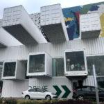 隈研吾氏が設計した台湾花蓮の新店舗「コンテナスタバ」に行ったよ!