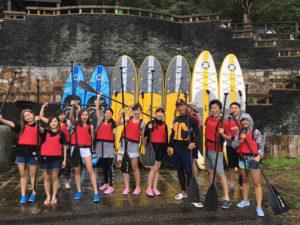 【台湾でSUP】おすすめは花蓮の鯉魚潭!海外の大自然を満喫!
