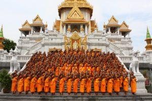 タイは上座部仏教
