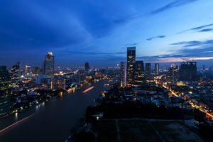 タイの首都・バンコク