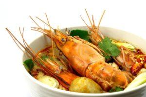 タイを代表する料理「トムヤムクン」