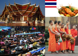 タイ王国のイメージ