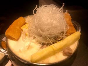 偈亭起司奶豬肉鍋(偈亭チーズミルクポーク鍋) 180元
