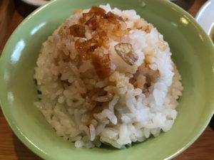 台湾大稻埕の米