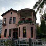 台中の住宅地にある「一德洋樓」は2015年に公開された貴族の豪邸!カフェで休憩!(韻)