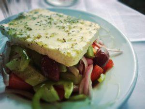 グリークサラダ(ギリシャ風サラダ)