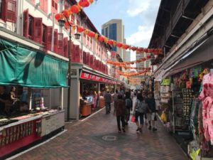 シンガポールの華人(華僑)の出身地と言語