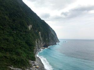 花蓮観光地②:清水断崖