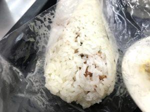 台湾の定番朝ごはんメニュー⑧:飯糰(台湾風おにぎり)