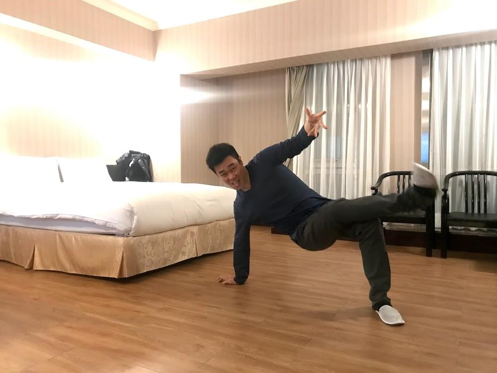 台湾花蓮旅行でおすすめの「麗星大飯店(リーシンホテル)」