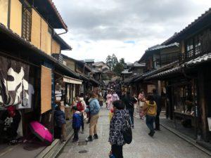 京都・二年坂(二寧坂)