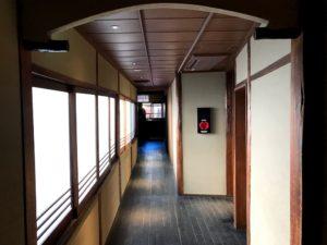 京都二年坂店の2階
