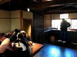 スタバ京都二年坂店の個室④