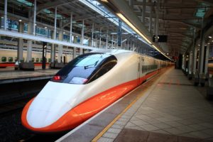台湾の新幹線(高鐵)