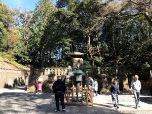 徳川家康公の墓