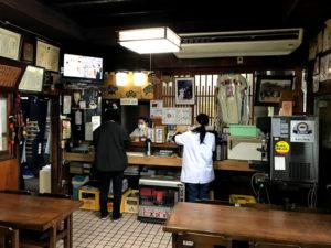 松野屋店内の雰囲気