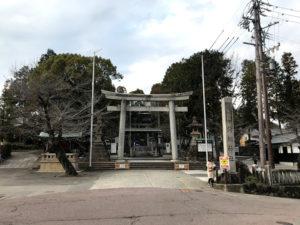 犬山散策④:「針綱神社」- 尾張を代表する5つの神社の1つ