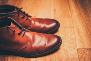 台湾人へのプレゼント・贈り物のタブー③:靴