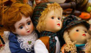 台湾人へのプレゼント・贈り物のタブー⑨:人形、ぬいぐるみ