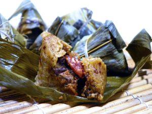 台湾人へのプレゼント・贈り物のタブー⑧:ちまき(粽子)やお餅(年糕)