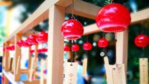 台湾人へのプレゼント・贈り物のタブー⑩:風鈴