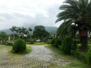 台湾東部・花蓮の田舎エリア。私はここでボコボコに刺された。笑