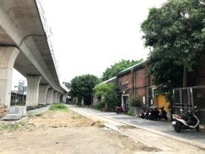 台中駅周辺観光スポット⑤:20号倉庫芸術特区
