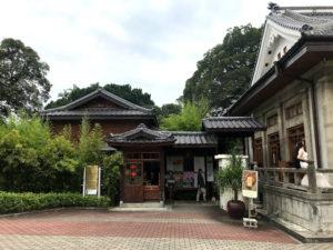 台中駅周辺観光スポット④:台中刑務所演武場