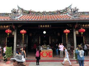 中華系寺院