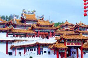 【マレーシア旅行の注意事項】中華系宗教のマナー&タブー