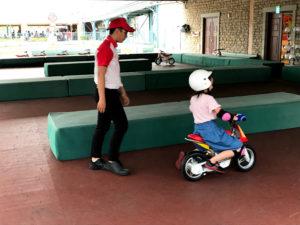 子ども用電動バイク