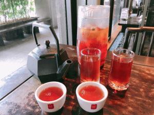クコの実と菊のお茶(枸杞菊花露)