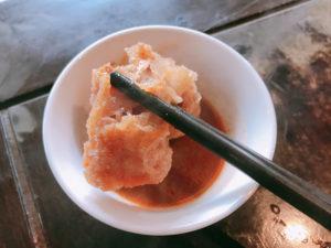 中華揚げパン(老油條)