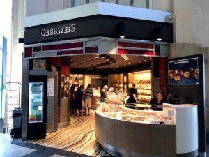 ルクセンブルク王家御用達の店「oberweis」