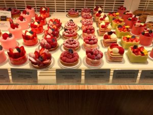 「oberweis」のケーキ