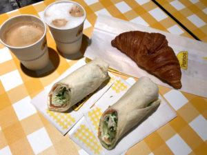 安いチェーン系のカフェ