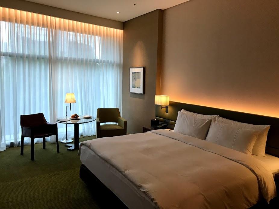 誠品行旅(エスリテホテル)の部屋