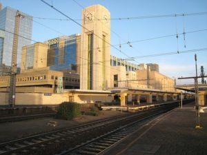 ブリュッセル北駅の治安を解説!風俗街(飾り窓)、ゴロツキ、スリ