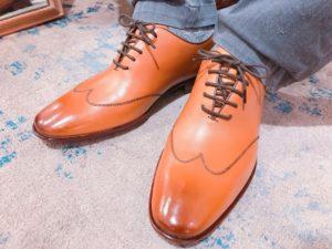 私が一番気に入った靴