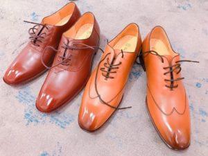 私が気に入った革靴