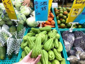 佛手瓜(ウリ科の野菜)