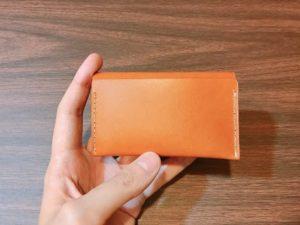 oringoのカードケース