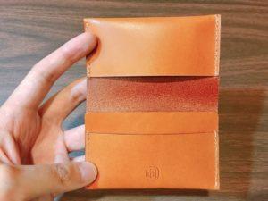 oringoのカードケース②