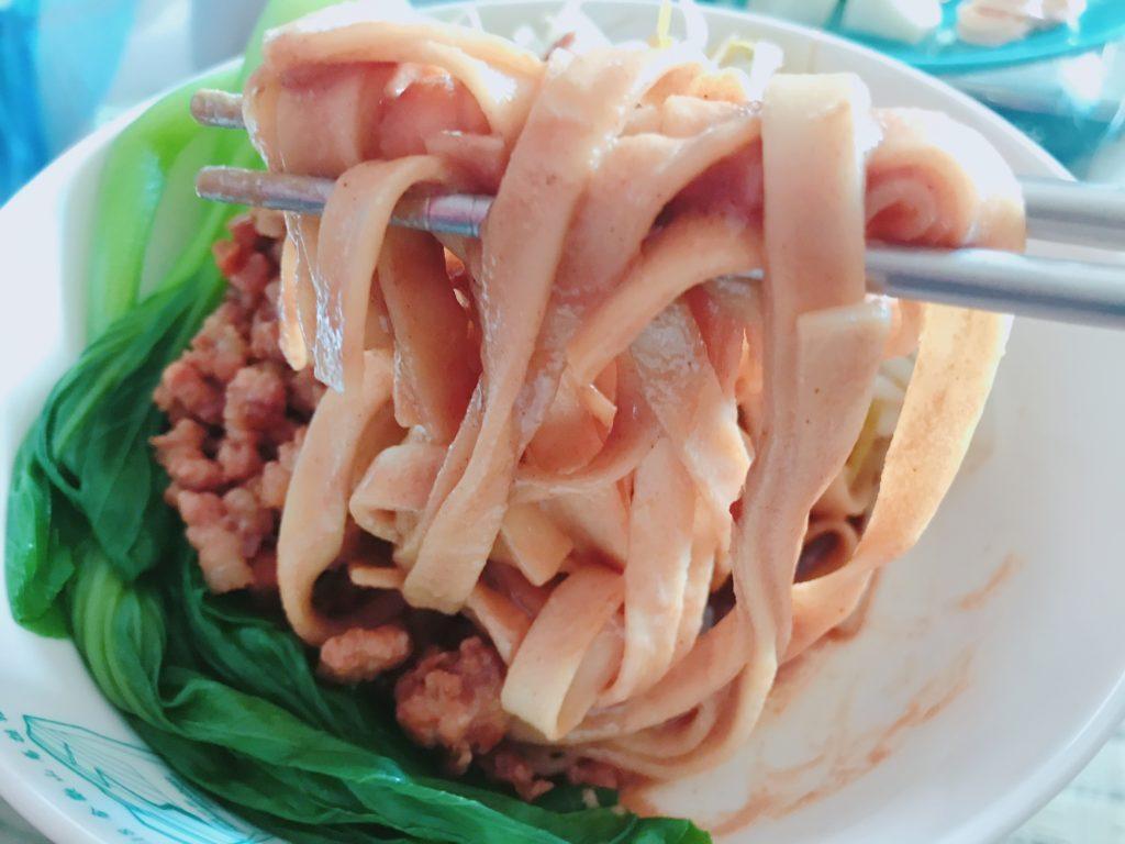香り高い麻醬麵