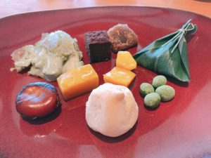 沖縄風の和菓子