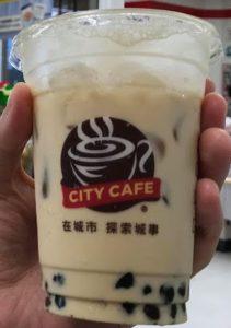 タピオカミルクティー(珍珠奶茶)