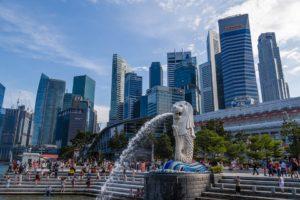 シンガポールで働くのもいいなぁ・・・とか考えてみたり。実際は実力不足かもしれませんが。笑