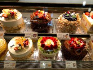 各種ケーキ類